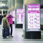 Фото дня: Как выглядит виртуальный супермаркет в метро