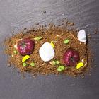 Рецепты шефов: Чизкейк из адыгейского сыра «Свой мини-огород»