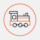 Гонка нового поезда «Москва» с болидом в рекламе «Трансмашхолдинга»