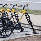 Фоторепортаж: Зимние велосипеды в «Сокольниках»