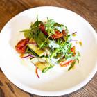 Рецепты шефов: Салат из овощей на гриле с ванильной заправкой