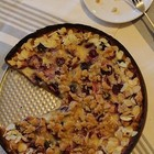 Черешнево-вишневый пирог для любителей миндаля