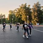 В парке Горького откроется беговой клуб
