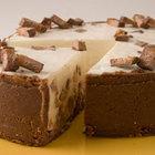 Сырно-шоколадный торт