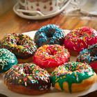 Любимые пончики для веганов