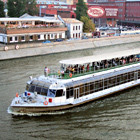 Пассажирская навигация на Москве-реке откроется 15 апреля