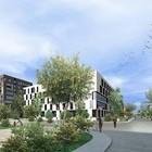 На границе с Новогорским лесопарком спроектировали жилой район