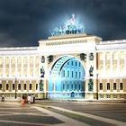 Арку Главного штаба подсветят по примеру Бранденбургских ворот