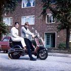 Моды и их скутеры