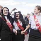 Фоторепортаж: «Последний звонок» в Москве