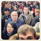 Коллапс в московском метро в снимках Instagram