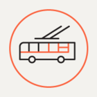 На улицы Петербурга вышел ещё один европейский двухсекционный автобус