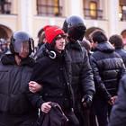 Copwatch (Петербург): Действия полиции на митинге «Стратегии-31»