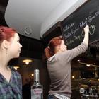 В кафе Артемия Лебедева появилась «подвешенная водка»