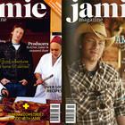 В Москве появится новый кулинарный журнал Jamie Magazine