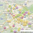 Гринпис составил карту Москвы с пунктами приема вторсырья