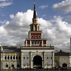 На Казанском вокзале открыли картинную галерею