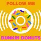 В московских кофейнях Dunkin Donuts теперь играет радио Follow Me