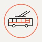 Московские автобусы начнут фиксировать нарушения ПДД