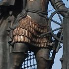 7 элементов костюма памятника Петра I невозможно идентифицировать