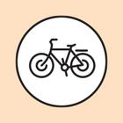 В городе заработала велолавка с сувенирами и туристическими картами