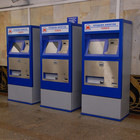 Из метро уберут газетные автоматы