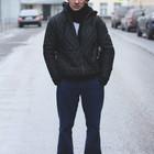 Внешний вид: Алексей Иорданов, менеджер по рекламе в журнале Esquire