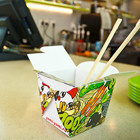 Новое место: wok–кафе YamiYami (Петербург)