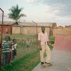 Первый скейт-парк в Африке