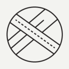 Число полос на Садовом кольце сократят до трёх-четырёх