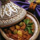 Национальное марокканское блюдо