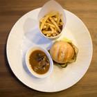 Позиции меню: бургеры из Corner Burger