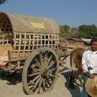 """Назад, к истокам"" - ретро-транспорт Бирмы"