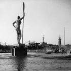 «Девушка с веслом» вернётся в парк Горького ко Дню города