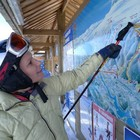 Путешествие русских в зимней Норвегии