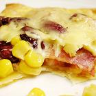 Antipasti «Yellow Corn & Red Bean»