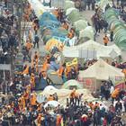 На Исаакиевской площади пройдут выступления оппозиции, а на Дворцовой — диджеев