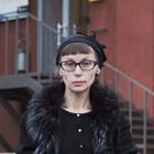 Внешний вид: Ирина Меглинская, галерист и преподаватель
