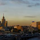Москва впервые в этом году встала в многокилометровые пробки