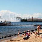 Петербургские пляжи примут купальщиков 1 июня