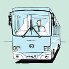 Есть вопрос: «Почему женщины не водят автобусы?»
