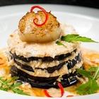 Ресторан Black Thai, фалафельная Holynoot, кафе The Hummus и четвёртый киоск «Пян-сё»