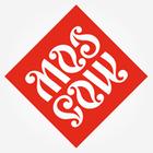7 новых логотипов-перевёртышей для Москвы