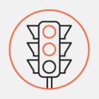 Очередная «Газель» застряла под Ленсоветовским мостом