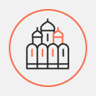 Рождественский вертеп перед Казанским собором