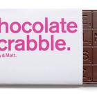 Scrabble Chocolate: шоколад для эрудитов