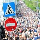В Петербурге проведут «Контрольную прогулку»