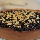 Чернично-вишневый пирог