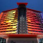 Гостиница Puerta America в Мадриде