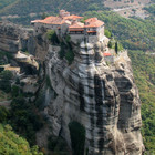 Греция - Парящие в воздухе скалы